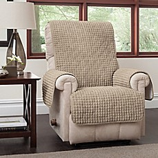 Beau Puff Recliner And Wingback Chair Protector