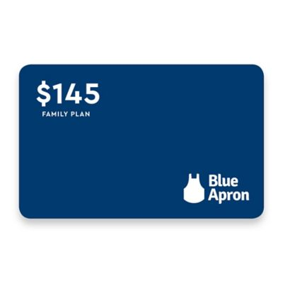 image of Discover Dinner with Blue Apron: Family of 4, $145 Meal Credit