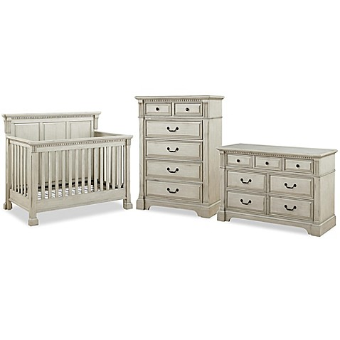 Monbebe everett nursery furniture collection in antique for Furniture in everett