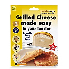 image of 2-Pack Grilled Cheese Toastabags