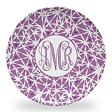 image of Carved Solutions Elements Dinner Plate in Lavender