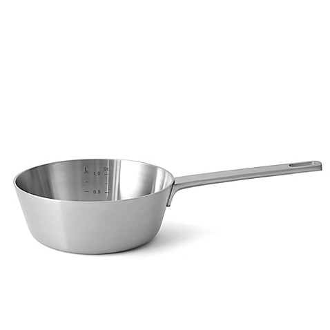 BergHOFF® Ron 7-Inch 5-Ply Stainless Steel Conical Saucepan