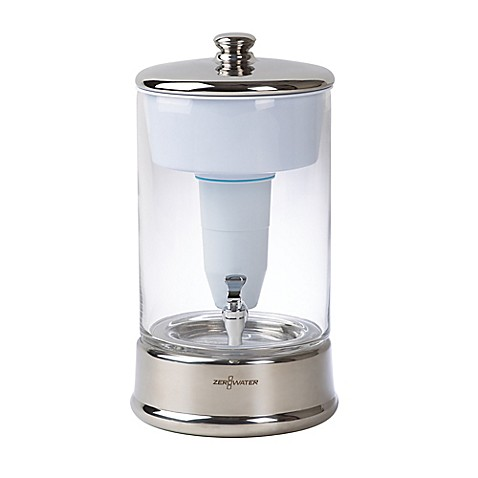Zerowater 174 40 Cup Water Dispenser Bed Bath Amp Beyond