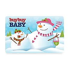 image of Snowmen Gift Card