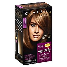image of Clairol® Expert Collection Age Defy Hair Color in 7 Dark Blonde