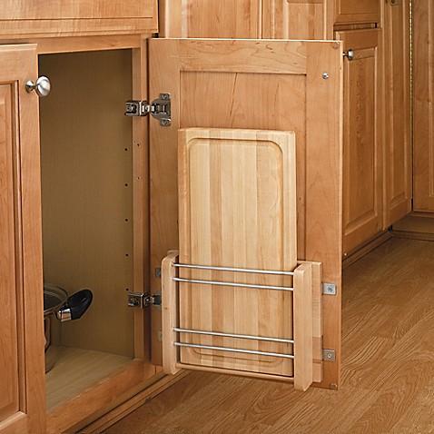 Rev a shelf 4dmcb 15 inch small cabinet door mount for 15 inch door