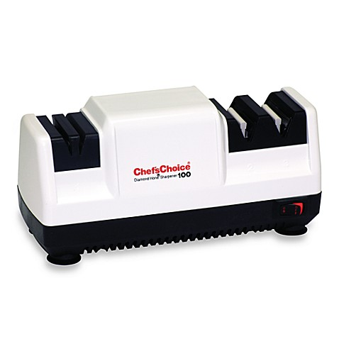 Chef Schoice 174 M100 Electric Knife Sharpener With White