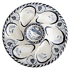 image of Blue Crab Bay Co.® Oyster Plate