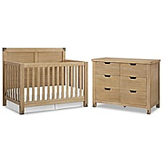 image of Baby Relax Ridgeline Nursery Furniture Collection in Natural