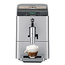 image of Jura® Micro 90 Fully Automatic Coffee Machine in Silver