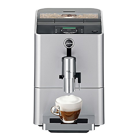 Jura® Micro 90 Fully Automatic Coffee Machine in Silver