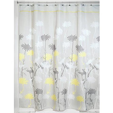 Buy Interdesign Daizy 54 Inch X 78 Inch Shower Curtain In