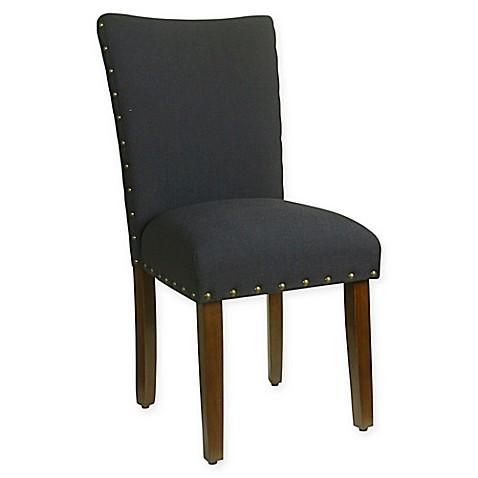 HomePop Herringbone Parsons Dining Chair Bed Bath & Beyond