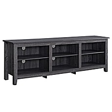 image of Walker Edison® Wood TV Console