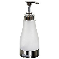 image of Illumisoap™ LED Soap Dispenser in Silver