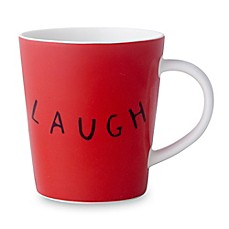 ED Ellen DeGeneres Crafted by Royal Doulton® Laugh Mug Image