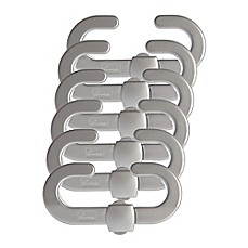 image of Dreambaby® 6-Pack Secure-A-Lock in Silver