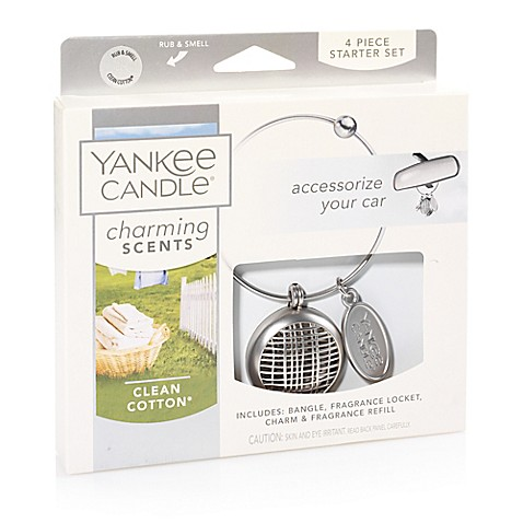 Yankee Candle 174 Charming Scents 4 Piece Starter Set In