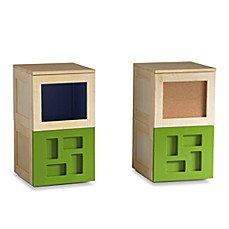 image of Powell  Artsy Crafty Storage 2 Cubes