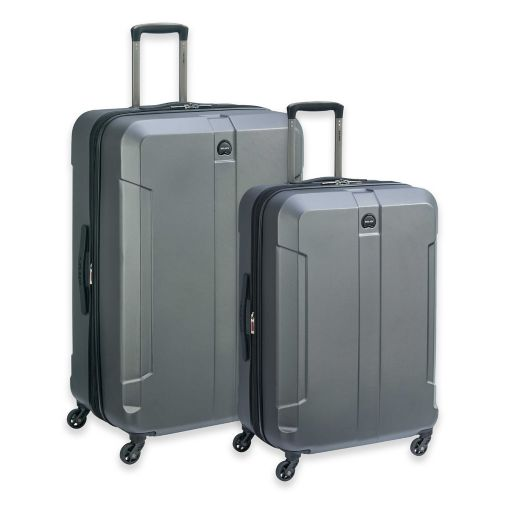DELSEY PARIS Depart 2.0 Hardside Spinner Checked Luggage. View a larger version of this product image.
