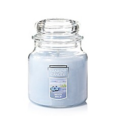 image of Yankee Candle® Housewarmer® Beach Walk™ Medium Classic Jar Candle
