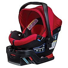 image of BRITAX B-Safe 35 Elite XE Infant Car Seat in Red Pepper