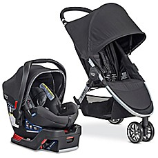 image of BRITAX B-Agile/B-Safe 35 Elite Travel System in Domino