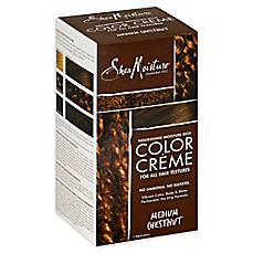 image of SheaMoisture Color Crème for All Hair Textures in Chestnut Brown