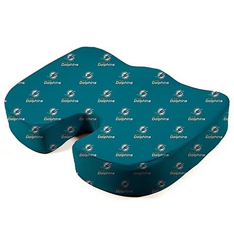 Nfl Miami Dolphins Memory Foam Seat Cushion Bed Bath