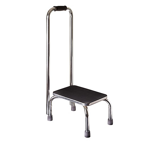 Dmi Safety Step Stool With Handle Bed Bath Amp Beyond
