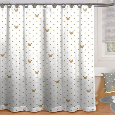 Disney® Minnie Mouse Shower Curtain Collection