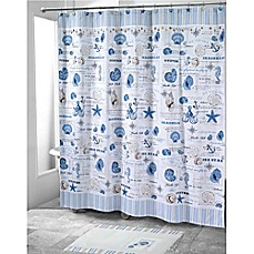 image of Avanti Island View Shower Curtain
