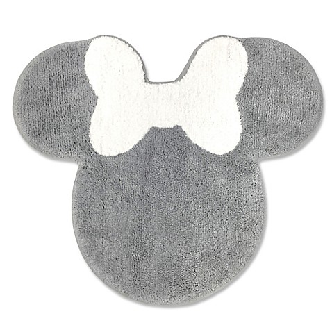 Disney Reg Minnie Mouse Bath Rug Collection