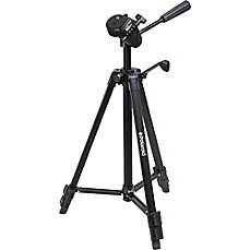 image of Polaroid 50-Inch Tripod in Black