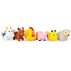 image of Waddle® Farm 6-Pack Bath Squirties