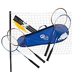 image of Hey! Play! 14-Piece Badminton Set