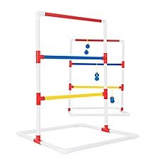 image of Hey! Play! 30-Inch Ladder Toss Outdoor Game