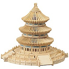 image of Puzzled Temple of Heaven 301-Piece 3D Wooden Puzzle