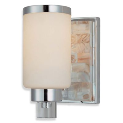 Wall Sconces Bed Bath And Beyond : Buy Minka Lavery Cashelmara Single Wall Sconce from Bed Bath & Beyond