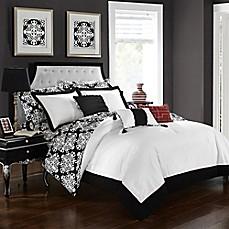 Chic Home Naira 10 Piece Reversible Comforter Set