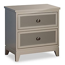 image of Pali™ Treviso Nightstand in White/Grey