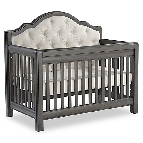 Pali™ Cristallo Forever 4-in-1 Convertible Crib in Granite ...