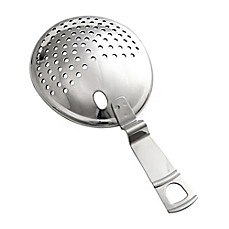image of Crafthouse by Fortessa Stainless Steel Julep Strainer