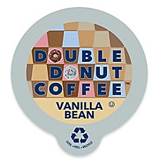image of 24-Count Double Donut Coffee™ Vanilla Bean Flavored Coffee