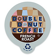 image of 24-Count Double Donut Coffee™ French Roast Coffee
