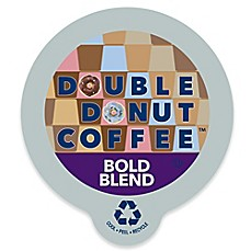 image of 24-Count Double Donut Coffee™ Bold Blend Coffee
