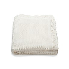 image of Stokke® Sleepi™ Natural Blanket100% Cotton in Classic White