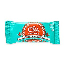 image of Ona® 12-Pack Coconut Shortbread Cookies