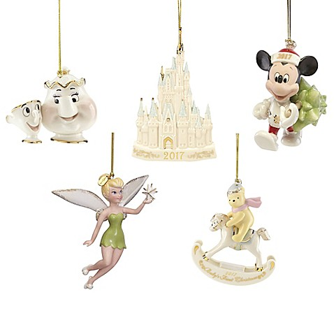 Lenox 2017 Novelty Christmas Ornament Collection  Bed Bath  Beyond