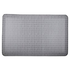 Therapedic 174 20 Inch X 32 Inch Kitchen Mat In Grey